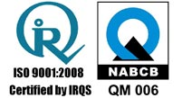 iso 9001 - 2000 certified company